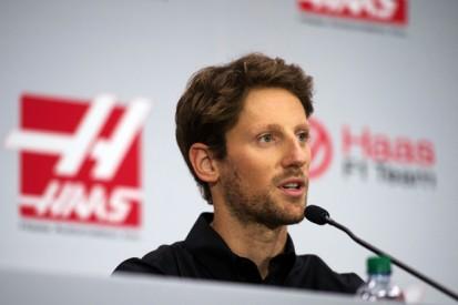 Haas Formula 1 team announces Romain Grosjean as first driver
