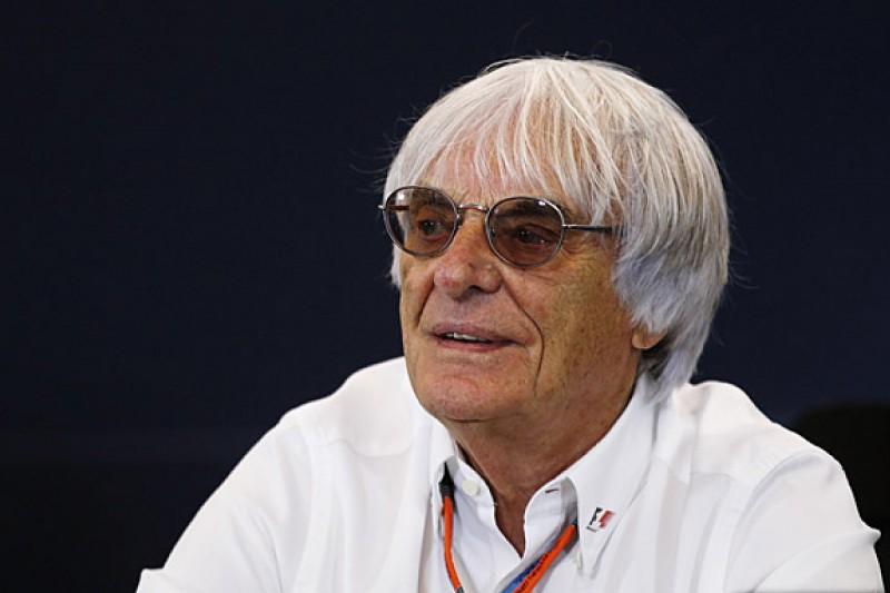 Bernie Ecclestone responds to F1 teams' lodging EU complaint