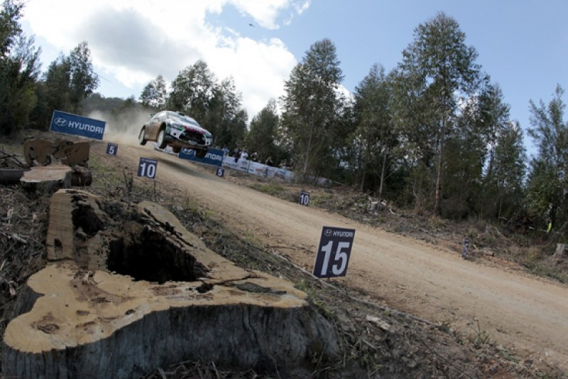 China on provisional 2016 WRC calendar, but 14 rallies angers teams