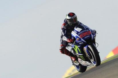 Aragon win keeps MotoGP title bid alive, says Yamaha's Lorenzo