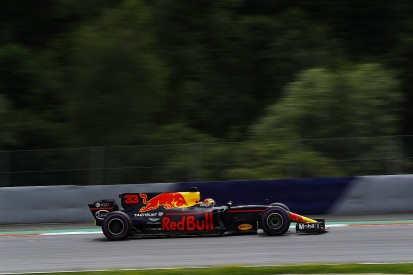Verstappen: Over-aggression behind F1 Austrian GP qualifying off