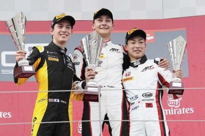 Red Bull Ring GP3: Russell converts pole to maiden series victory
