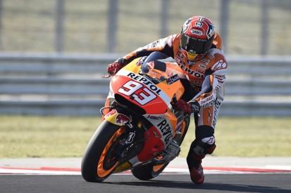 Reigning MotoGP champion Marc Marquez injures left hand again