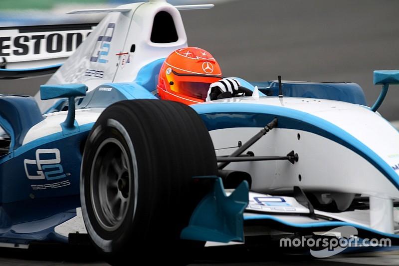Vidéo - Le jour où Schumacher a testé une GP2