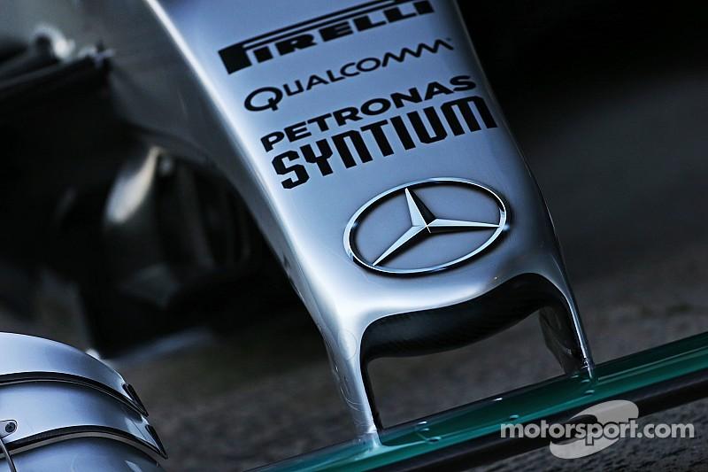 В Mercedes ответили на критику Red Bull