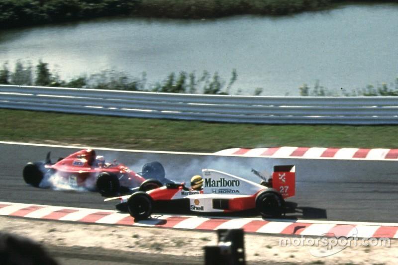 Le rapport à la sécurité d'Ayrton Senna