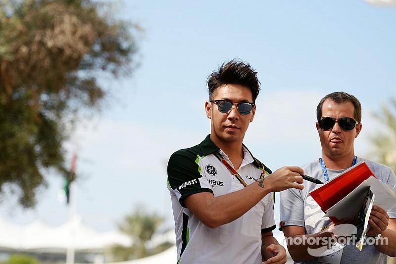 Kobayashi déjà à l'aise en Super Formula