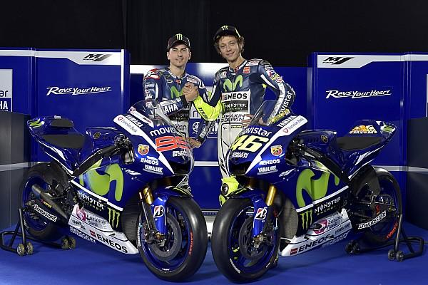 MotoGP - Rossi, Lorenzo et Yamaha prêts à en découdre