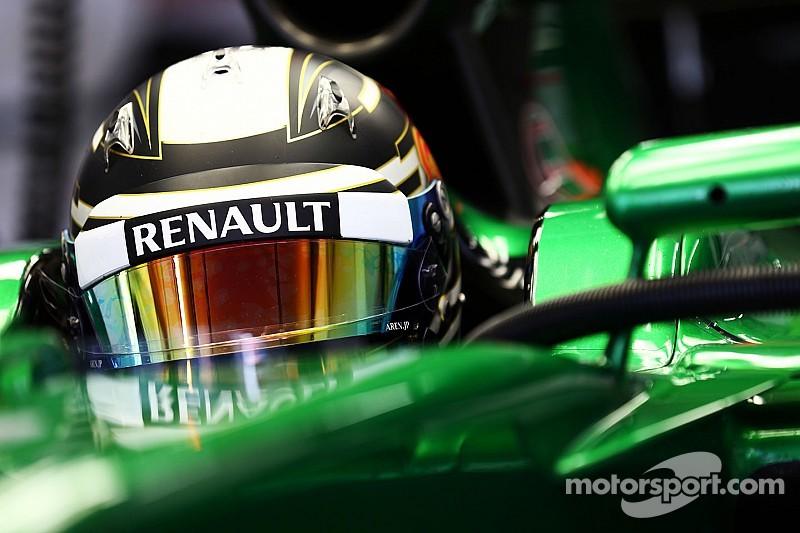 Kobayashi trouve refuge en Super Formula