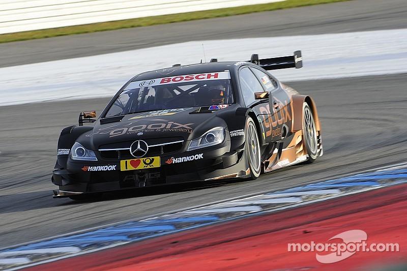 DTM – Mercedes confirme ses huit pilotes 2015