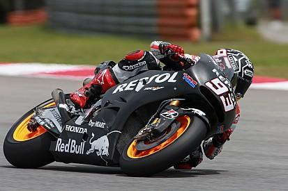 MotoGP - Marc Marquez marque le coup à Sepang