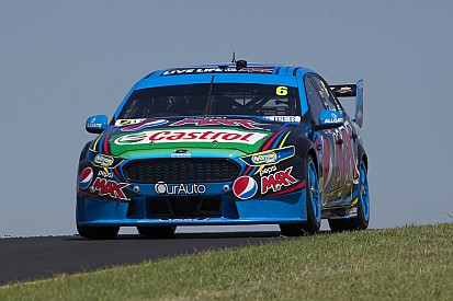 V8 Supercars : Le Shootout des Supertests pour Chaz Mostert