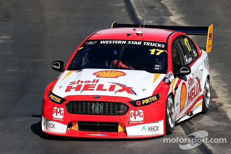 V8 Supercars - Ambrose prêt à jouer les premiers rôles