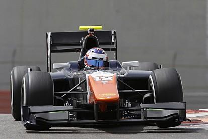 GP2 - Rene Binder rejoint Marciello chez Trident