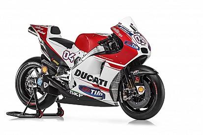[Photos] Ducati présente son arme MotoGP 2015
