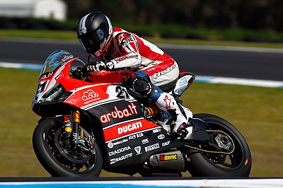 WSBK - Retour surprise du Triple Champion retraité Troy Bayliss !