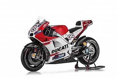 MotoGP - Objectif victoire pour Ducati avec la GP15