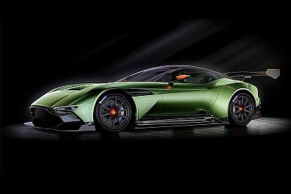 Salon de Genève - Plus de 800cv pour l'Aston Martin Vulcan!