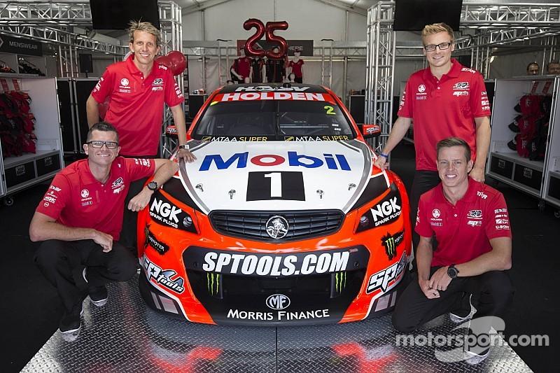 V8 Supercars : Holden RT en quête de réhabilitation