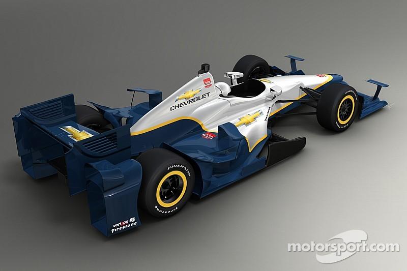 """IndyCar - Kanaan trouve """"cool"""" le nouveau kit aérodynamique"""