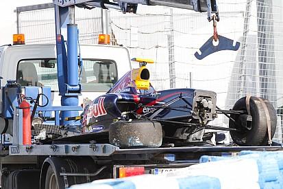 FR 3.5 - Stoneman sort indemne d'un crash violent à Jerez