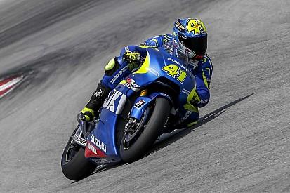 MotoGP - 600 tours bouclés et Suzuki se rapproche d'une demi-seconde