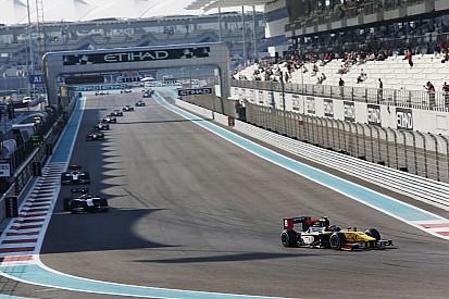 GP2 - La liste des engagés des essais d'Abu Dhabi
