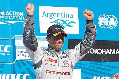 WTCC - Course 2 : Loeb en patron !