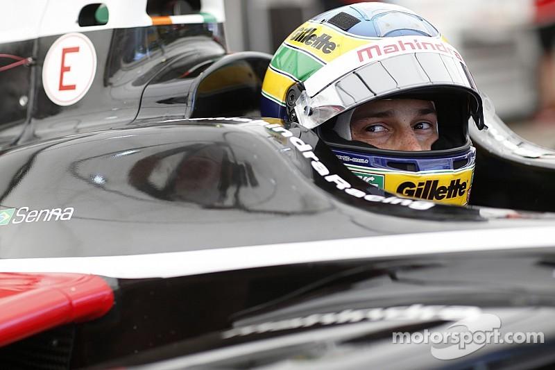 IndyCar - Le danger des ovales a dissuadé Bruno Senna