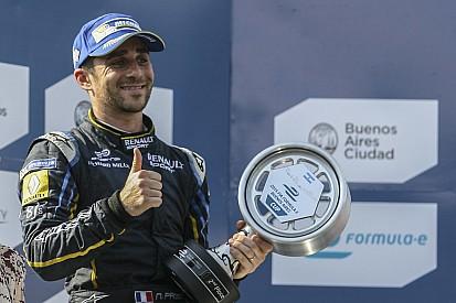 Formule E - Nicolas Prost fait coup double à Miami !
