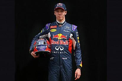Kvyat a confiance en Red Bull pour surmonter les ennuis