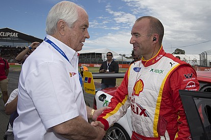 Ambrose stands down from Penske V8 Supercars drive