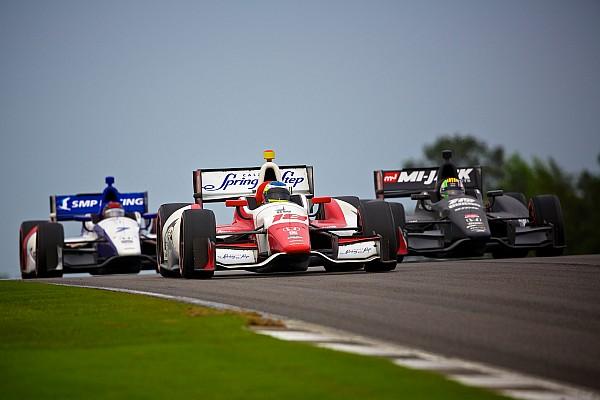Уэртас и Драконе стали напарниками по Dale Coyne Racing