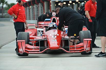 Команды IndyCar начали подготовку к сезону