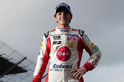 Motorsport.com inks Pietro Fittipaldi Formula Renault Protyre Champion to sponsorship deal
