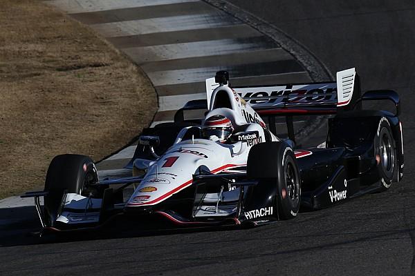 Power y Dixon, los más rápidos en IndyCar