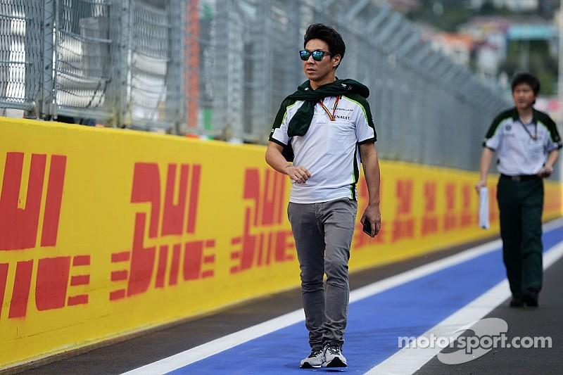 Kamui Kobayashi not planning on return to F1