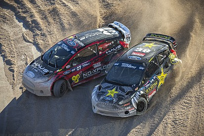 Ganassi expands operation into Global Rallycross, to compete at X-Games