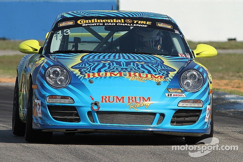 Rum Bum Racing fifth on CTSCC Sebring International Raceway grid