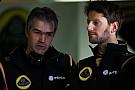 Lotus a pour objectif de réduire l'écart avec Williams