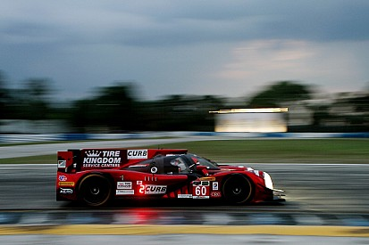 Michael Shank goes to the top of the charts in fourth Sebring practice