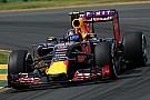 Red Bull explique la cause de l'abandon de Kvyat à Melbourne