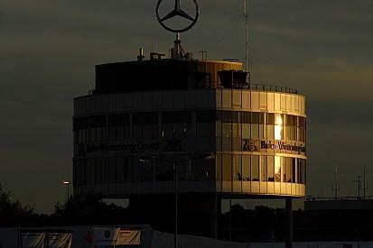 В Mercedes не захотели спасать Гран При Германии