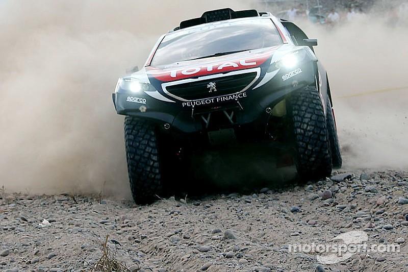 Сайнс-старший может покинуть Peugeot