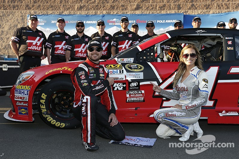 Kurt Busch earns Auto Club pole as he continues impressive comeback