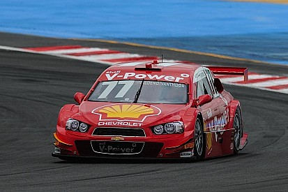 Star names show good pace in Brazil Stock Cars
