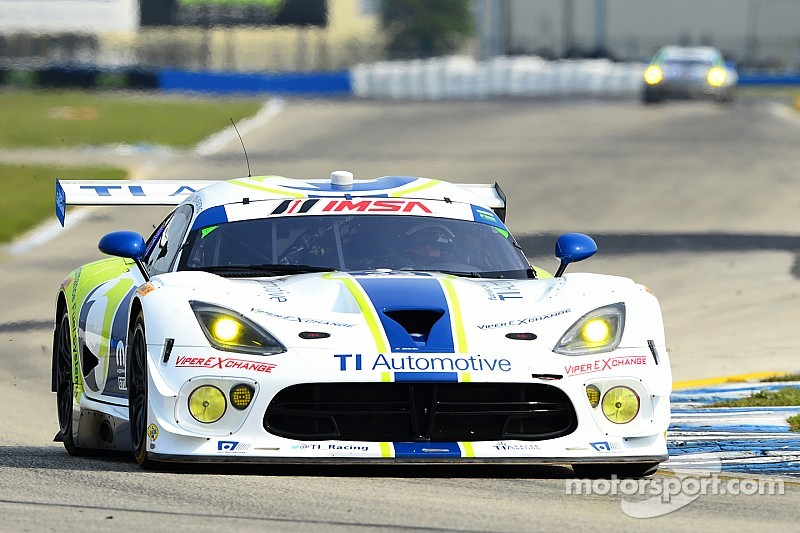 From burning to the ground to the top of the podium, the last Vipers of TUDOR can still bite
