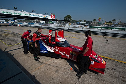 DeltaWing trying to make up lost time after early issues at Sebring