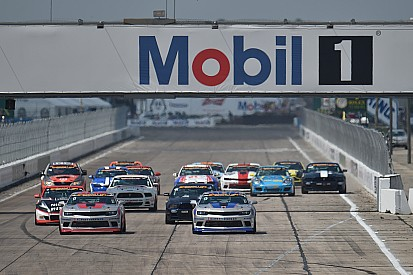 Continental Tire SportsCar Challenge Sebring weekend complete results
