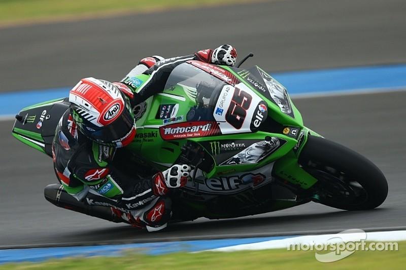 Рей одержал уверенную победу в первой гонке WSBK в Таиланде